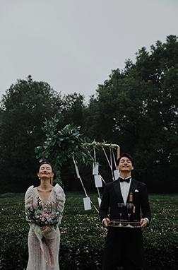 爱丽丝森林婚礼