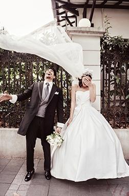 不一样的婚礼
